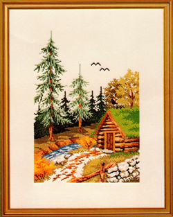 OEE Needlepoint Design 46517