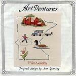 Thumbelina Needlework Of Solvang Artventures Patterns